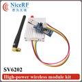 2 шт. 470 МГц RS485 Intereface 2 Вт 5 км Ультра Междугородной Беспроводной Модуль Приемопередатчика SV6202 + 2 шт. антенна + 2 шт. USB Brigde доска
