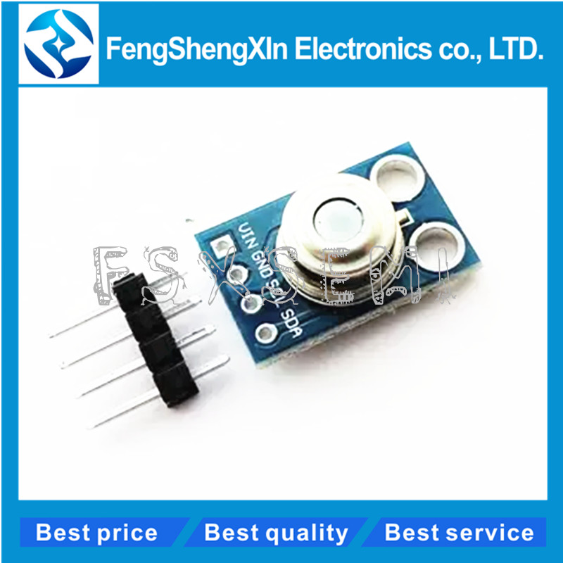 GY-906 MLX90614ESF MLX90614 Contactless Temperature Sensor Module