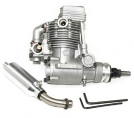 ASP 4 Stroke FS52AR Nitro Engine for RC Airplane ...
