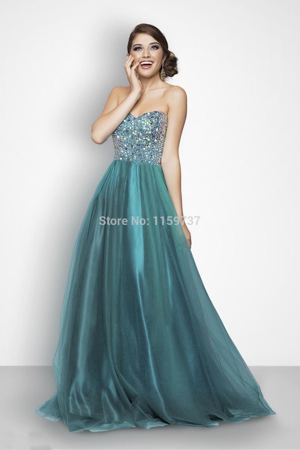 Le Chateau Prom Dresses Lime Green Dress Blush Junior A Line Floor ...