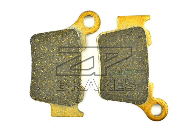 Brake Pads For Motorcycle KTM EXC 250/400/450/525 Racing 2004-2010 Rear Motocross Accessories New OEM ZPMOTO ceramic composite brake pads fit for rear motocross ktm exc 125 250 1995 2003 200 exc egs 1998 2003 motorcycle accessories