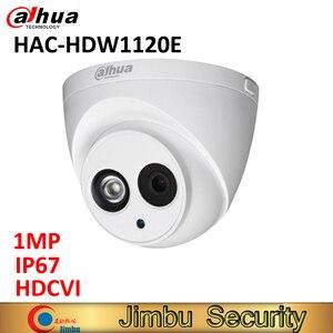 Image 3 - Dahua DVR kit 1pcs XVR5108HS X video recorder 8ch Up to 6MP H.265S and 8pcs HAC HDW1120E HDCVI camera 1MP IP67 cctv system