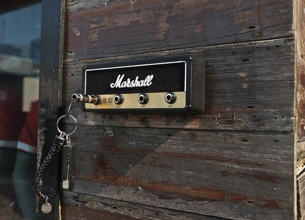 Image 4 - Marshall Jack Rack Guitar Amplifier Wall Key Holder JCM800 1959SLP GP69 Guitar Amplifier Key Holder Marshall 2.0-in Speaker Accessories from Consumer Electronics
