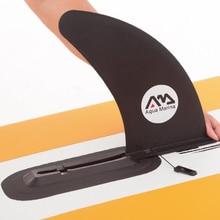 цена AQUA MARINA 28*18cm Surf Water Wave Fin Wind SUP Accessory Stablizer Stand Up  Paddle Board Surfboard Slide-in Dagger Fin A05016 онлайн в 2017 году