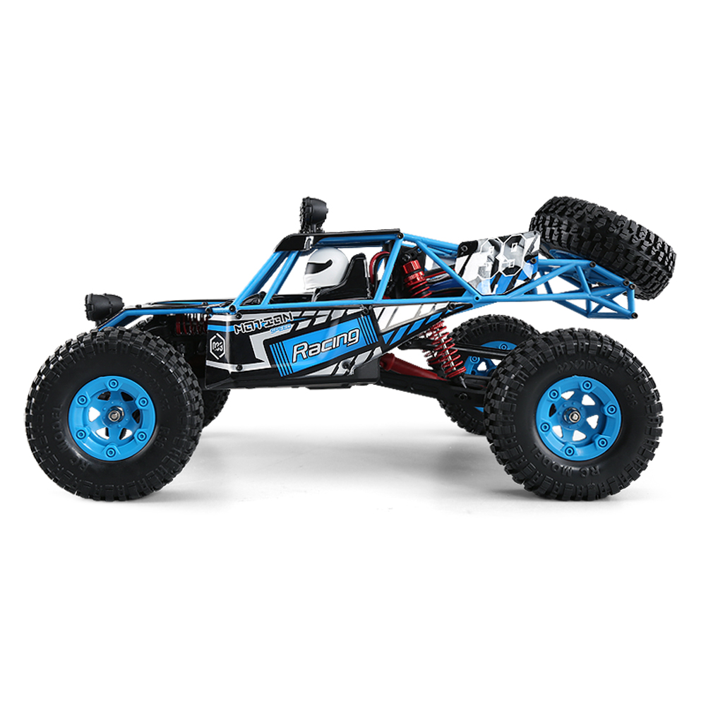 Original JJRC Q39 1:12 4WD RC Off-Road Drive Car Truck RTR 35km/h Fast Speed 1kg High-torque for Kids Toy Car F22485 jjrc q39 84 fy clo1 wheel for q39 rc car 2pcs page 8