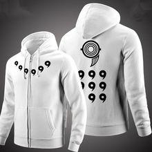 Naruto Uzumaki Hoodie Sweatshirts Zipper Jacket