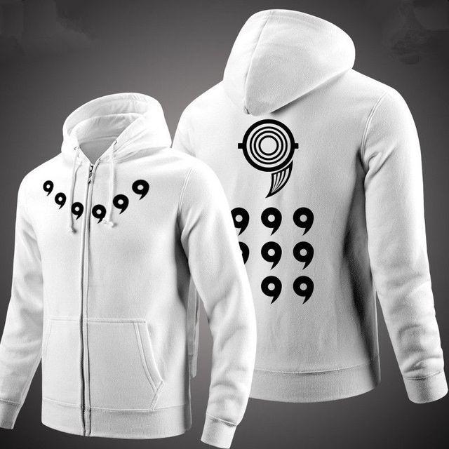 Anime Naruto Hoodie Uzumaki  Sweatshirt