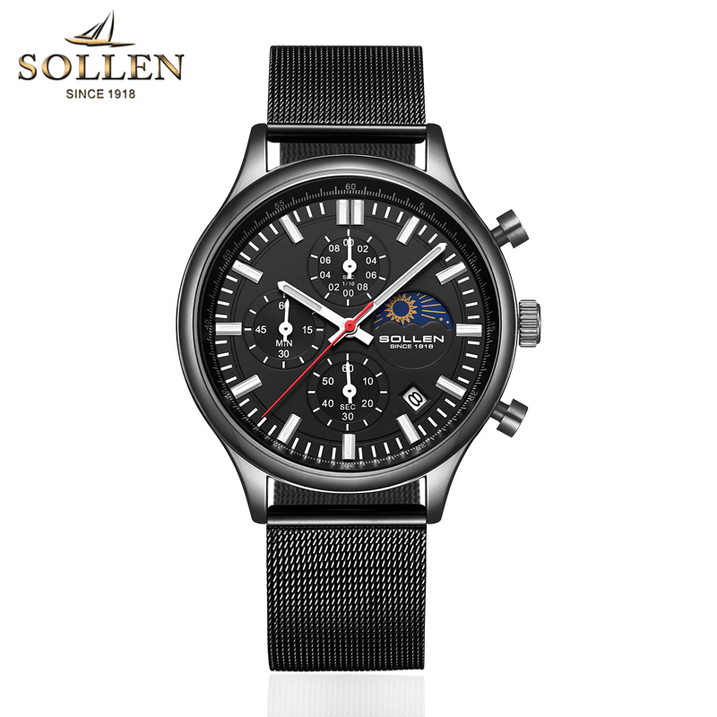 Quartz, Watches, Men, Watch, Military, Masculino