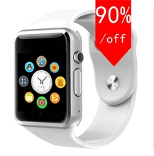 Smartwatch m26 bluetooth smart watch tragbare geräte für iphone ios android windows phone sport smartfone whatch tragen smartwach