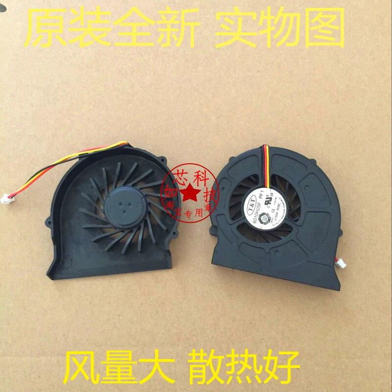 9e681c138e Cut Price FOR MSI A6200 MS-1681 MS-1457 CX410 L735 cooling fan