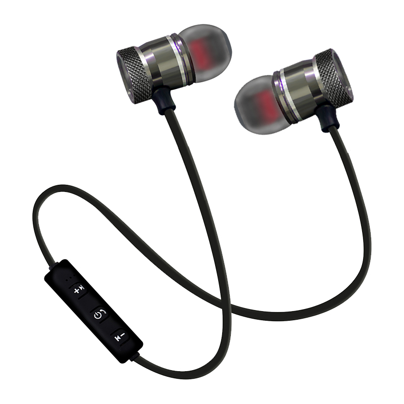 Sport Wireless Bluetooth Earphones With Mic For Meizu Android Apple Ear Phone Headphone Bass auriculares Bluetooth Earpiece