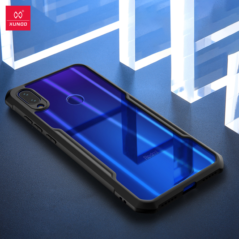 XUNDD Stoßfest Telefon fall für Red mi Hinweis 7 Pro Xiao mi cc9 mi 9 SE mi 9T K20 schutz Red mi Hinweis 7/Hinweis 8 Mit Stoßfänger Käfer