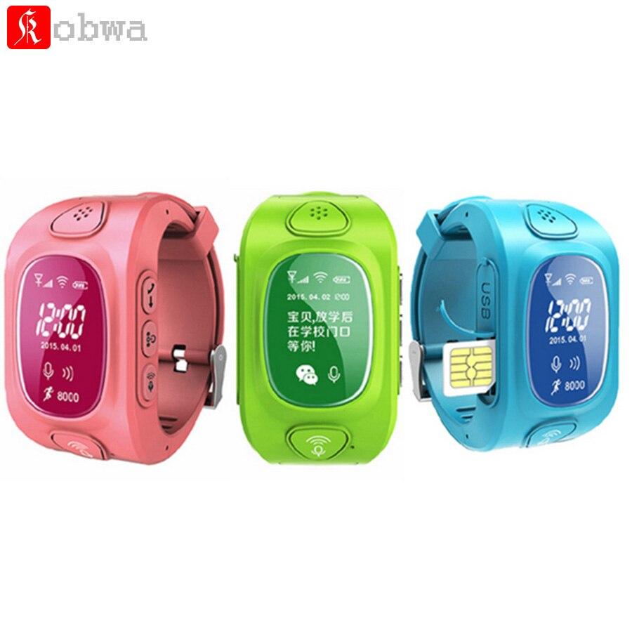 Kids GPS Smart font b Watch b font Y3 With GPS Wifi Triple Positioning GPRS Real