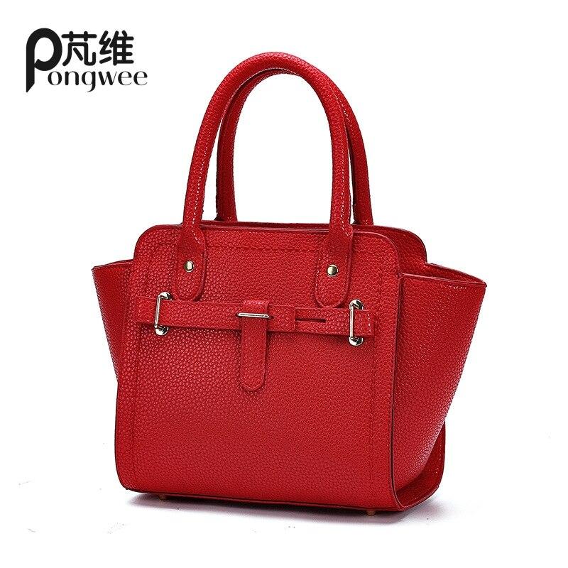 ФОТО PONGWEE 2016 New Fake Designer Bags Mini Bags Women Messenger Bags Female Crossbody Shoulder Bags Women Designer Handbags