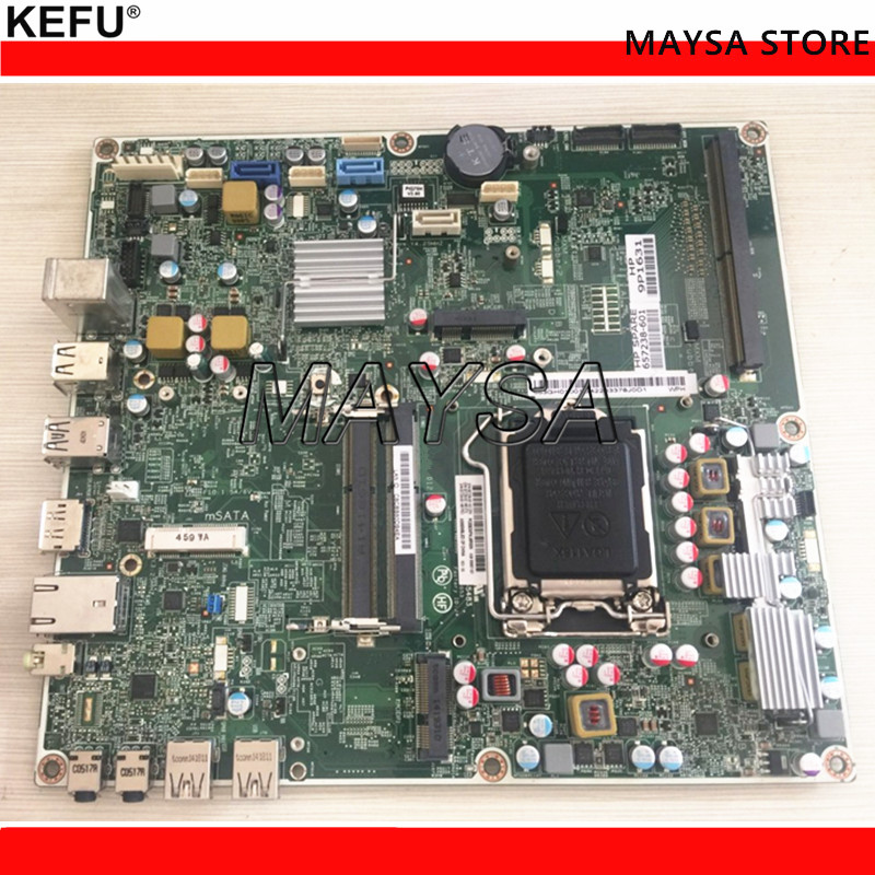 656957-001 For HP Compaq Pro 6300 AIO Motherboard 657238-001