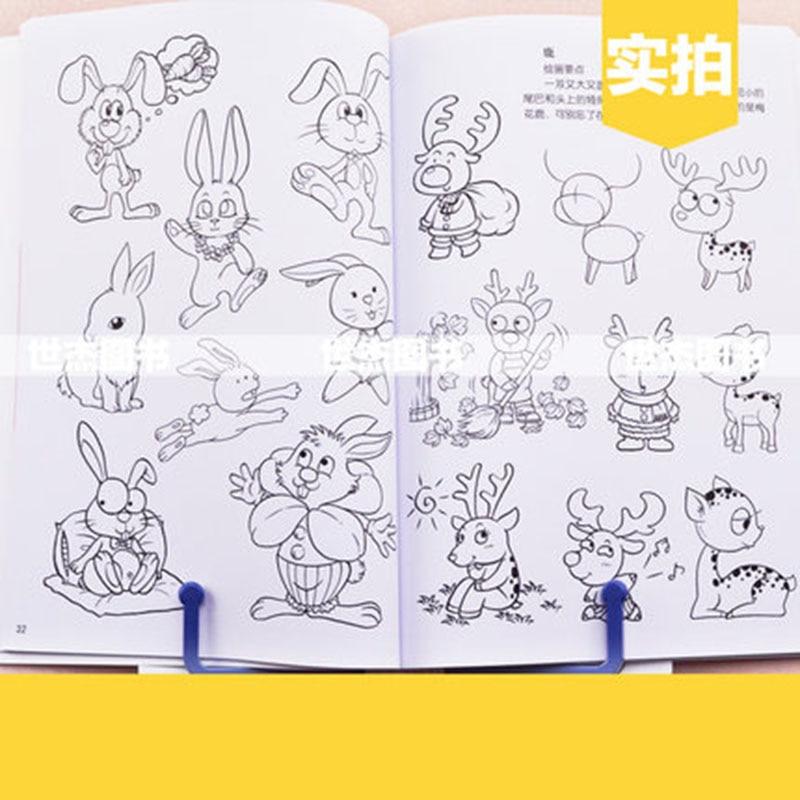 Kartun Anak Zero Dasar Belajar Comics Mewarnai Sketsa Karakter