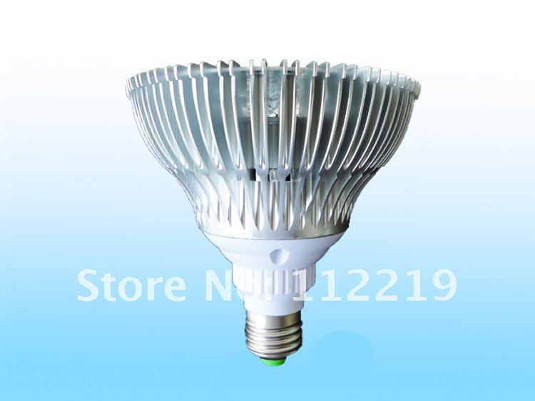 10pcs/lot LED Grow Light 12W AC85-265V all red PAR38 Indoor Plant Lamp Bulb For Flower Fruit Plants Vegs Hydroponic System