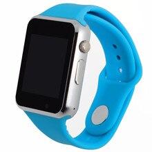 Smart watch für android bluetooth sport pedometer unterstützung whatsapp smartwatches für samsung huawei xiaomi kamera gt08 dz09 gv18