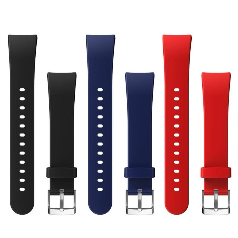 Belt Watchbands Smart-Bracelet Silicone Replacement 3-Colors-Accessories TPU for V10