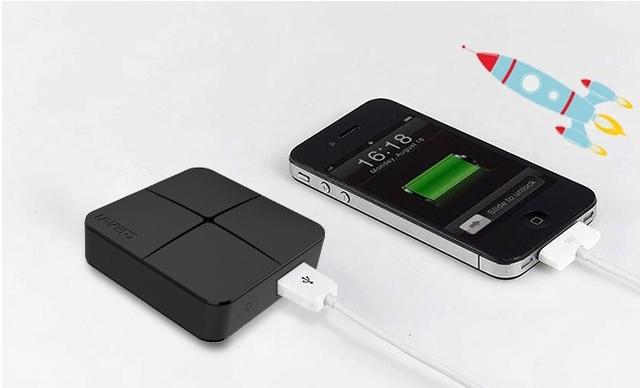 Hot Sale GENAI Power Bank 10000MAh External Battery Pack Portable Mini Charger Mobile Powerbank For Iphone Xiaomi Original Box