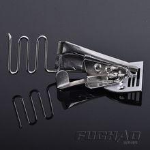 Оверлок папка клейкая лента Размер 34 мм A10 hemmer прямоугольный косой Биндер для швейной машины обвязки кривой кромки