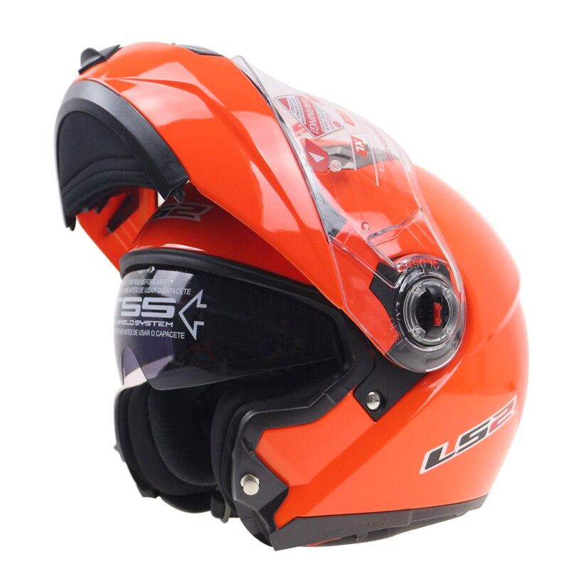 Motorcycle font b helmet b font DOT ECE approved motorcycle font b helmet b font LS2