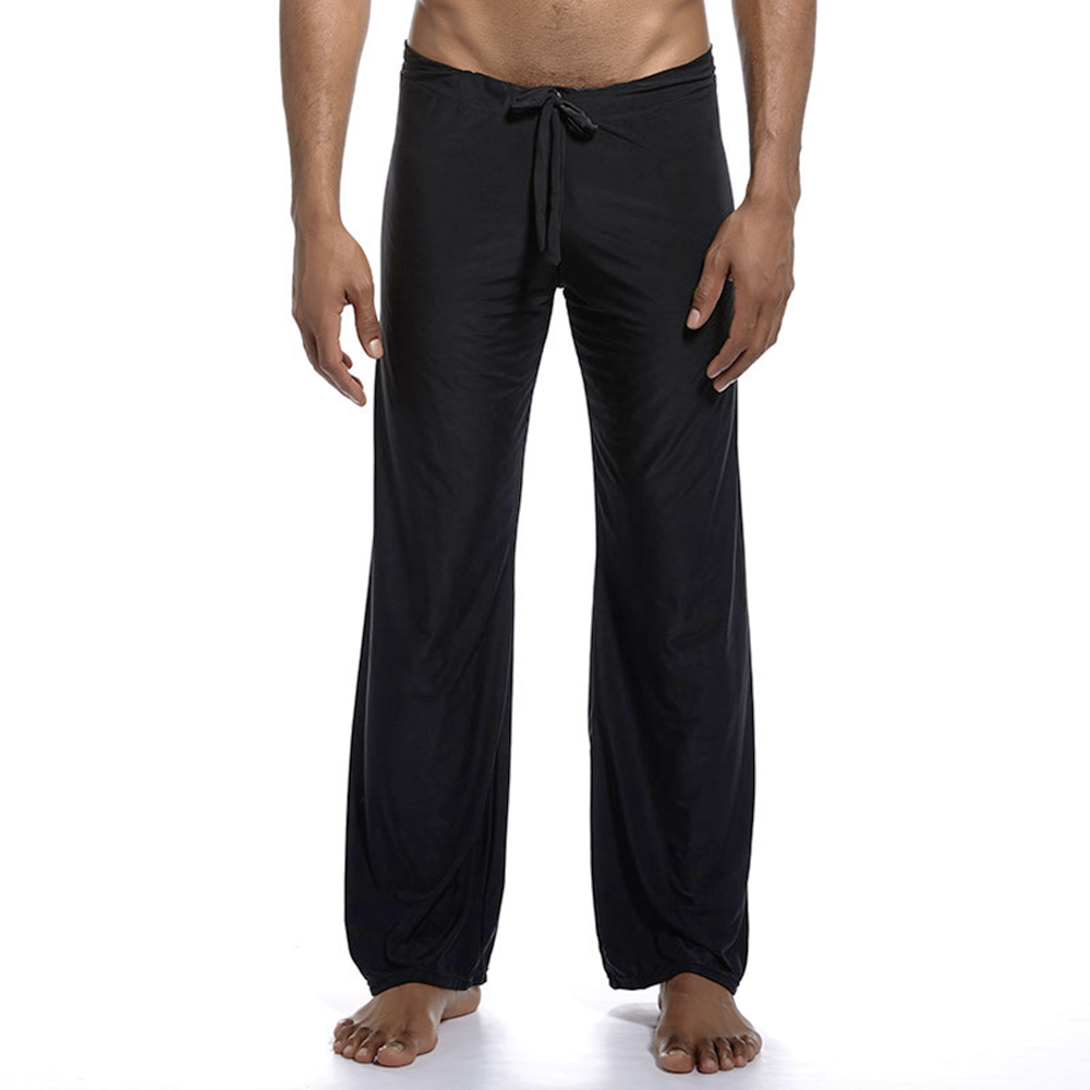 Nylon Full Length Fitness Clothing Yoga Pants Loose Nylon Bloomers Suit For Men & Women