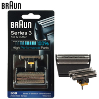 Braun 30B Foil Cutter Replacement For 7000 4000 Series Shavers Old 310 330 340 4775 4835