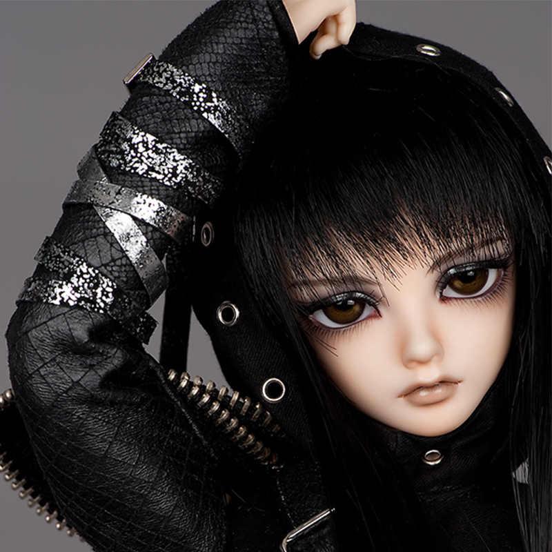 Кукольный парик luodoll Bjd mini sd card мужская кукла эльф ассасин 1/4 Bjd кукла