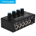 Alctron HA4 nuevo profesional de los auriculares de monitoreo compacta 4 canal de auriculares Amp