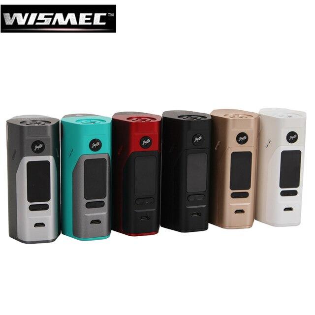 Оригинальные электронные сигареты wismec reuleaux RX2/3 TC 150 Вт/200 Вт поле mod VAPE RX2 3 RX23 vaproizer VS RX 200 RX200S электронных сигарет