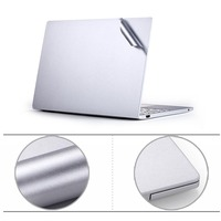 Silver Laptop Skin Stickers For Xiaomi Notebook Pro 15 6 Inch Vinyl Decal Anti Dust Laptop