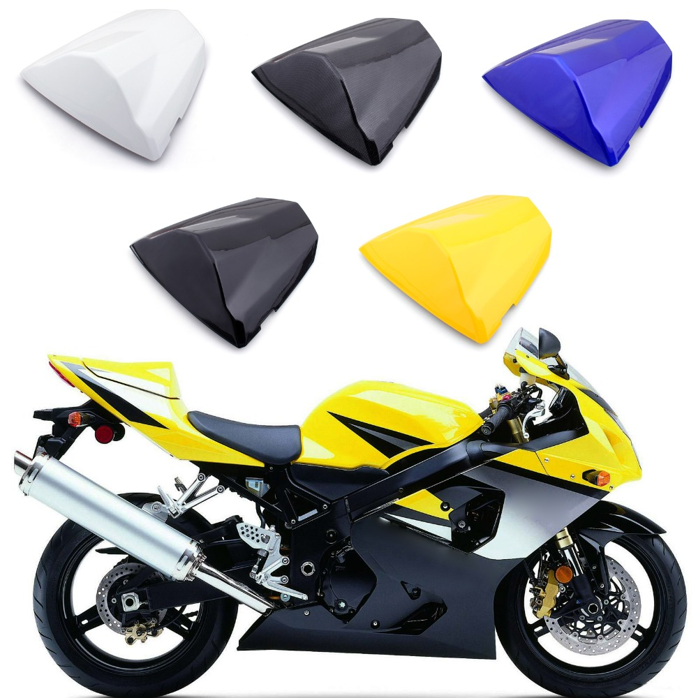 Areyourshop Motorcycle ABS Plastic Rear Seat Cover Cowl For Suzuki GSXR600/750 2004-2005 Motorbike Part New Arrival Styling