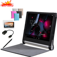Luxury Leather Case Cover For Lenovo Yoga Tablet 2 10 1050F 1050 1051F 1050L 1051L 10