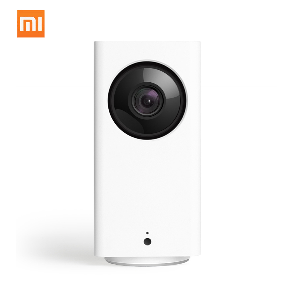 Original XiaoMi DaFang Portable Smart IP Security Home Camera Baby Monitor 1080P FHD Night Vision Large Aperture Ratating Base