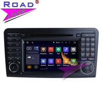 TOPNAVI 4G 32GB Android 8 0 Car DVD Player For Mercedes Benz ML CLASS W164 ML350