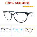Free shipping Hot 2016 Acetate Eyewear Optical Frame Retro Eye glasses Frame with Spring Hinge Eyeglasses Women Glasses B20212