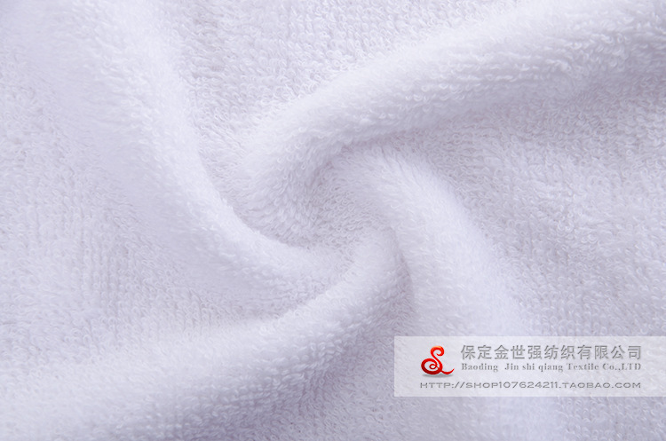 Image 4 - Hotel Towel Gift white towel Cotton Towel lint white towel towel movement hotel fire India logo wholesale manufacturers-in Storage Bags from Home & Garden