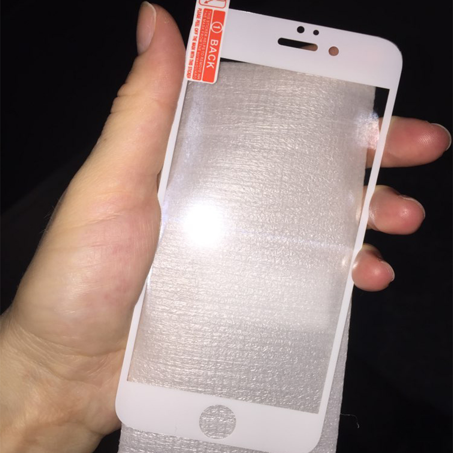 Explosion-proof 9H Tempered Glass film 6S aikooki Full Coverage Screen Protector For iphone 6 6 S Tempered Glass Protection Film