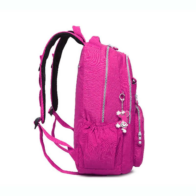 TEGAOTE школьный рюкзак для девочек-подростков Mochila Feminina женские рюкзаки нейлон водонепроницаемый Повседневный ноутбук рюкзак женский