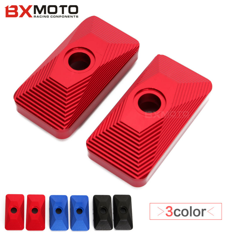 New Motorcycle CNC Rear Axle Spindle Chain Adjuster Blocks For Yamaha Yzf R3 2015 2016 Yzf R25 2013 2014 2015