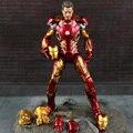 Marvel Los Vengadores Iron Man Muñeca Marca 43 Infinity Guantelete Super Heroes Acción PVC Figure Collection Modelo Juguetes Muñecas