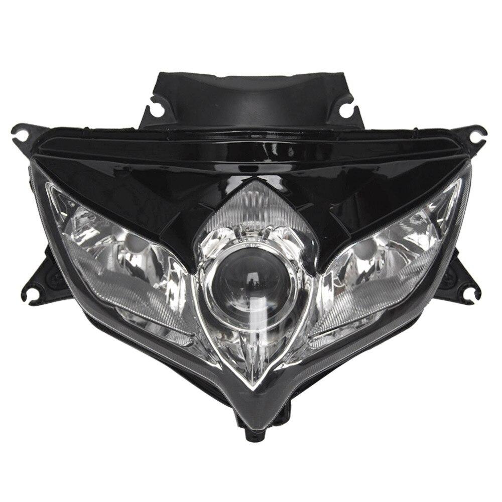 Motorcycle Front Headlight Assembly for Suzuki GSXR 600 750 K8 2008 2009 / GSXR600 GSXR750 08 09