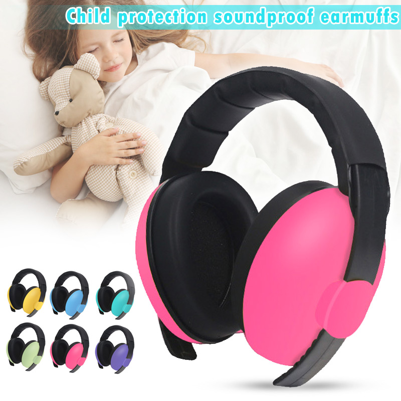 Kids baby ear muff defenders noise reductions comfort festival protection In UK