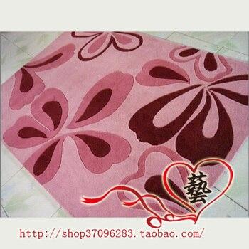 2013 Salon Table Basse Américain Tapis Moderne Mode Rustique Lit Couvertures Style Chinois Court Balcon Tapis