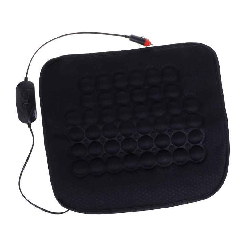 12V Universal Car Heated Seat Cover Winter Car Seat Cushion Heating Pads Keep Warm Single Cushions Heat Seat For Winter