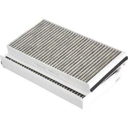 2 sztuk samochodów filtrów powietrza w kabinie dla BMW serii 5 E60 528i 535i 535xi 545i 550i 650i M5 64319171858 64316935822 CUK3139