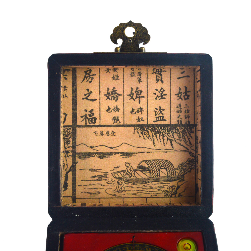 feng shui case. Vintage Feng Shui Luo Pan (Chinese Compass) W.Case J2353-in Figurines \u0026 Miniatures From Home Garden On Aliexpress.com | Alibaba Group Case