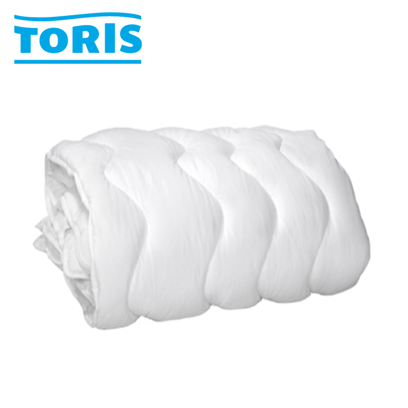 TORIS Comfort M.509 Blanket Microfiber Hypoallergenic Wear resistance Strength Antistatic effect Air circulation Warm Winter toris ecofix m 101 mattress cover high quality grippers material cotton mattresses comfortable sleep special fastening