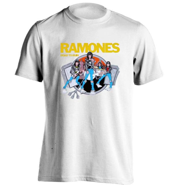 Ramones punk rock road to ruin too tough to die Mens & Womens Cool ...